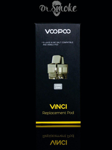Купить - Voopoo Картридж VINCI Replacement Pod Cartridge 5.5ml