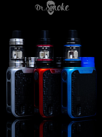 Vaporesso Swag tc kit 80w