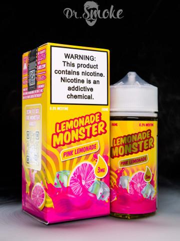 Lemonade Monster Pink Lemonade
