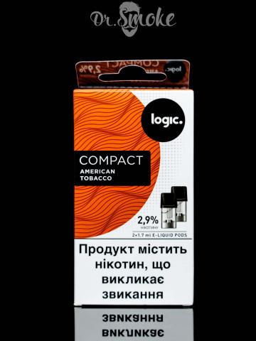 Logic Pods (картридж) - American Tobacco
