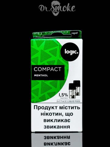 Logic Pods (картридж) - Menthol