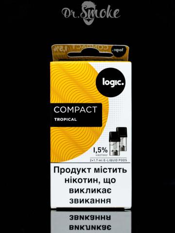 Logic Pods (картридж) - Tropical