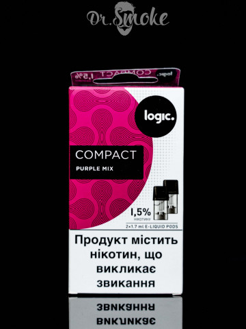 Купить - Logic Pods (картридж) - Purple Mix
