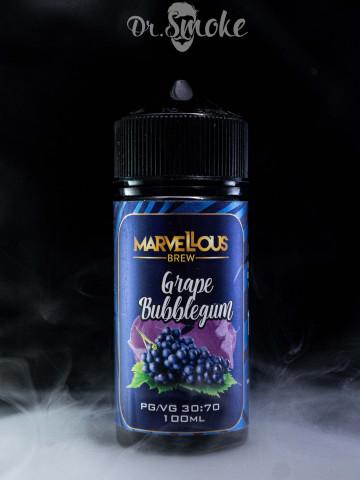Marvelous Brew Grape Bubblegum