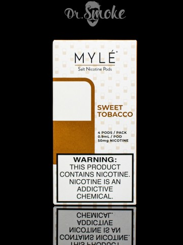 Купить - Myle Vapor Sweet Tobacco MYLE Pods Magnetic Edition
