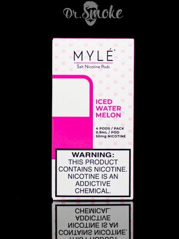 Купить - Myle Vapor Iced Watermelon MYLE Pods Magnetic Edition