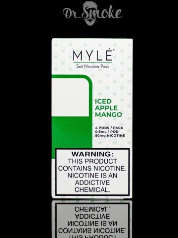 Myle Vapor Iced Apple Mango MYLE Pods Magnetic Edition
