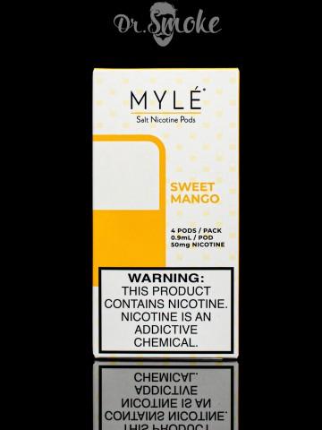 Купить - Myle Vapor Sweet Mango MYLE Pods Magnetic Edition
