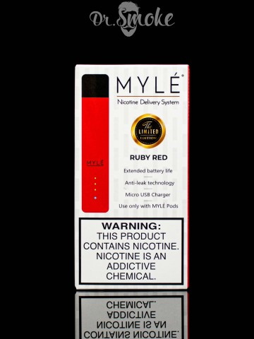 Myle Vapor Ruby Red Magnetic Edition Myle (Device only)