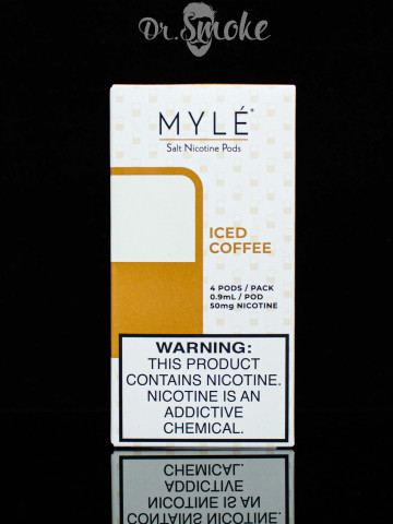 Myle Vapor Iced Coffee MYLE Pods Magnetic Edition