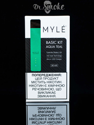 Купить - Myle Vapor Aqua Teal Magnetic Edition Myle (Device only)