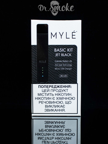 Myle Vapor Jet Black Magnetic Edition Myle (Device only)