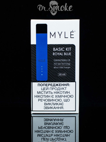 Myle Vapor Royal Blue Magnetic Edition Myle (Device only)