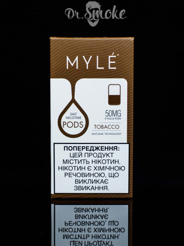 Купить - Myle Vapor Sweet Tobacco MYLE Pods Magnetic Edition