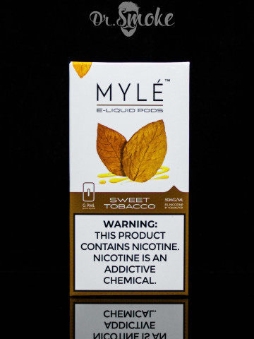 Купить - Myle Vapor Sweet Tobacco MYLE Pods (картридж)