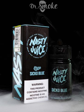 Nasty Juice Sicko Blue