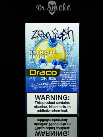 Купить - Zenith Disposable pod (одноразовая под система) - Draco On Ice