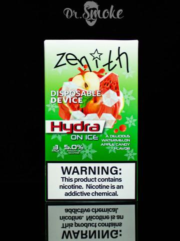 Купить - Zenith Disposable pod (одноразовая под система) - Hydra On Ice