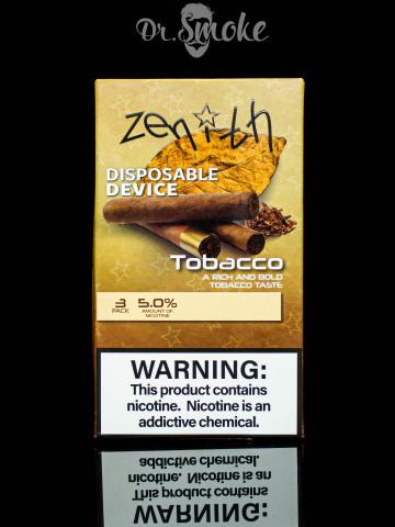 Купить - Zenith Disposable pod (одноразовая под система) - Tobacco