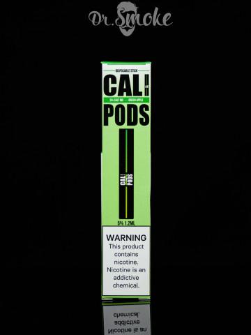 Под система Cali pods Disposable pod Cali Stick (одноразовая под система) - Green Apple