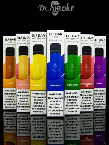 Купить - Elf Bar Disposable Device 5% 800puffs