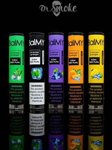 Купить - Balmy Disposable Device 5% 500 puffs