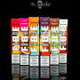 Одноразовые FIBIE Dual Flavor 3% 1200 Puffs