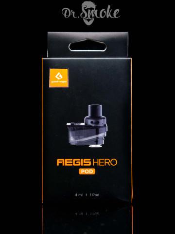 Geekvape Aegis Hero Pod Cartridge + 2 испарителя