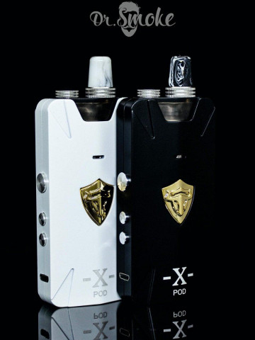Купить - THC Tauren X Pod RBA Kit