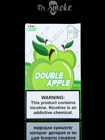 Skol Compatible with JUUL - Double Apple