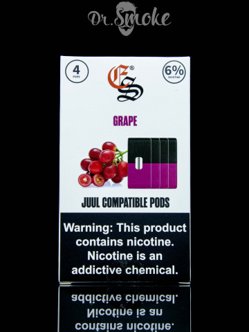 Eon Smoke  Compatible with JUUL - Grape Eon Pods