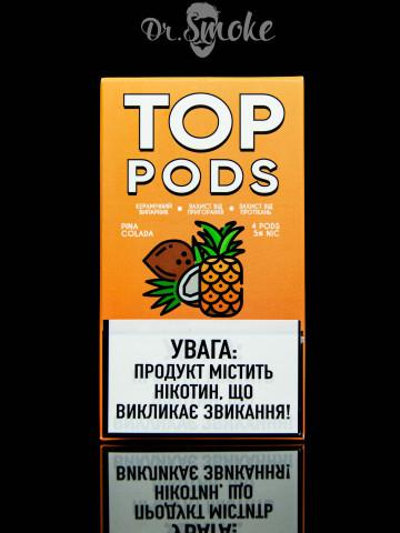 Купить - TOP Pods Compatible with JUUL - Pina Colada