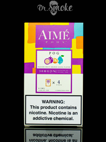 Aime Pods Compatible with JUUL - Pog