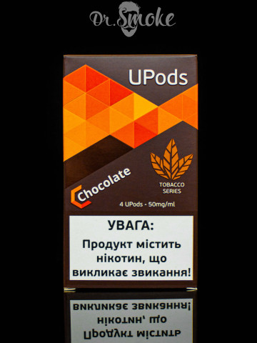 Купить - UPods Compatible with JUUL - Chocolate