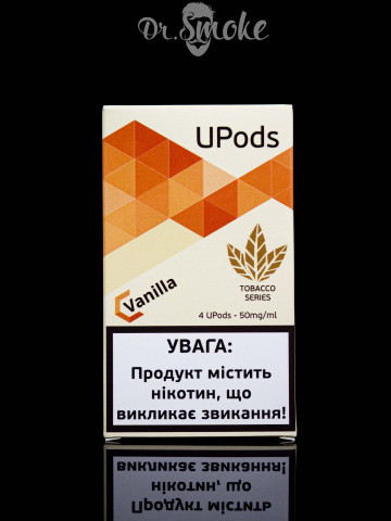 UPods Compatible with JUUL - Vanilla