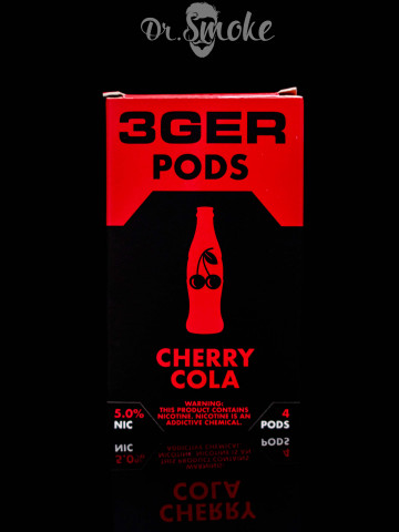 3GER Compatible with JUUL - CHERRY COLA