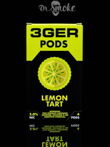 3GER Compatible with JUUL - LEMON TART