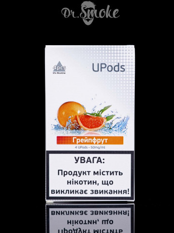 UPods Compatible with JUUL - Грейпфрут
