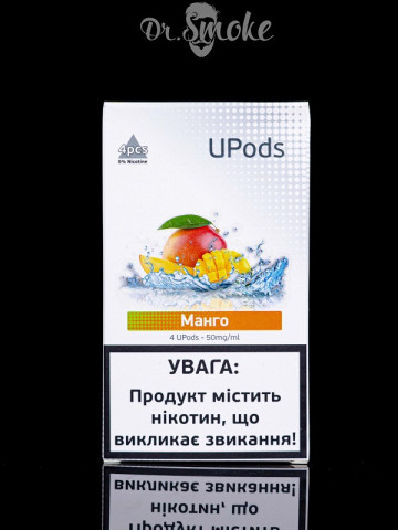 Купить - UPods Compatible with JUUL - Манго