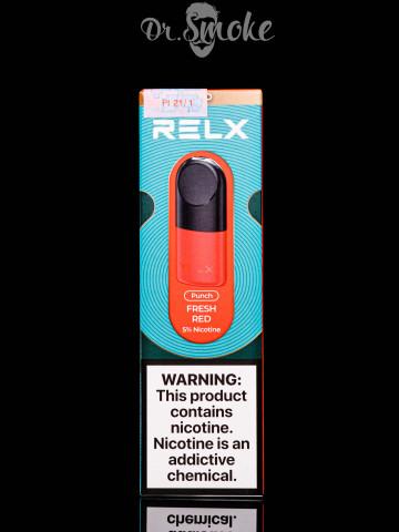 RELX Pro Pods (картридж) Fresh Red 5%
