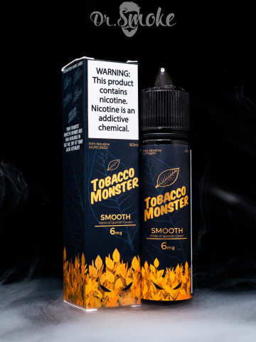 Tobacco Monster Smooth
