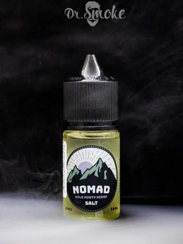 Жидкость Nomad Salt Wild Minty Herbs