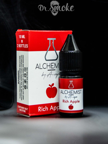 Жидкость ALCHEMIST Rich Apple