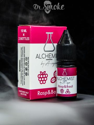 ALCHEMIST Rasp & Basil