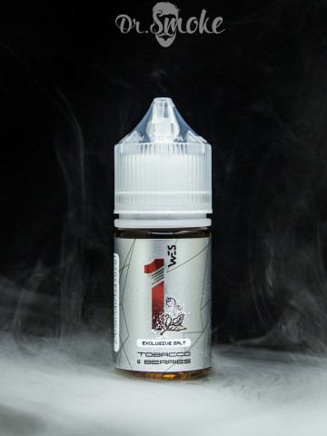 Купить - WES Silver Salt #1 Tobacco & Berries