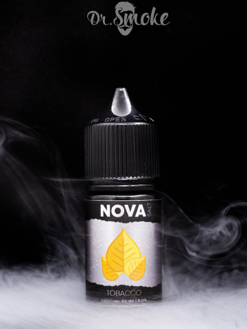 Жидкость NOVA Salt TOBACCO