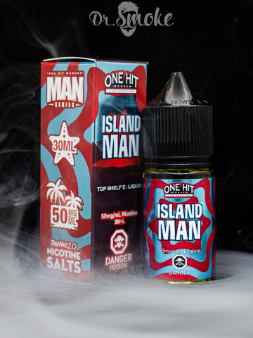 Жидкость One Hit Wonder Salt Island Man