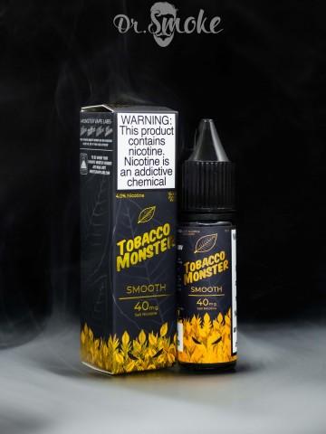 Жидкость Tobacco Monster Salt Smooth