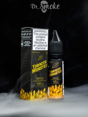 Жидкость Tobacco Monster Salt Bold