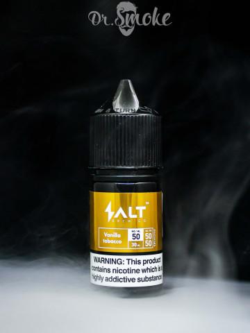 Жидкость SALT BREW CO Vanilla tobacco